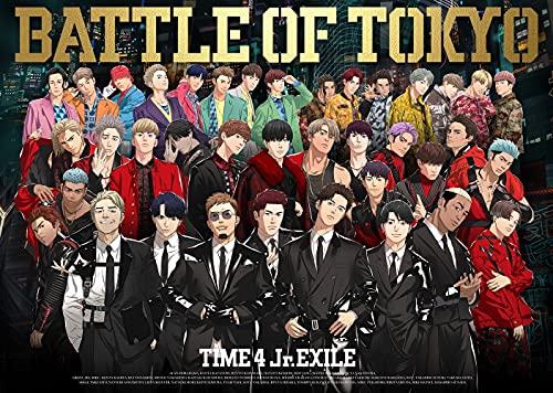 BATTLE OF TOKYO TIME4 Jr.EXILE (CD+DVD3枚組)