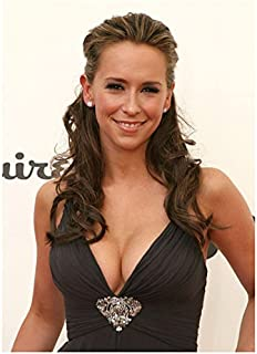 Jennifer Love Hewitt 8 x 10 Photo Ghost Whisperer Criminal Minds I Know What you Did Last Summer Low-Cut Black Dress Lots of Cleavage Smiling kn