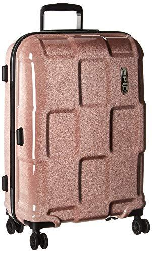 EPIC Koffer 4 Rollen 66cm Crate Reflex Crystal Rose