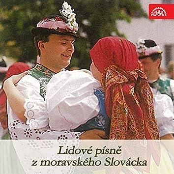 Lidové Písně Z Moravského Slovácka