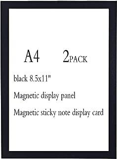 2 Piece Black 8.5