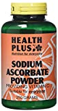 Health Plus Sodium Ascorbate Powder Vitamin C Supplement - 250g by Health + Plus Ltd