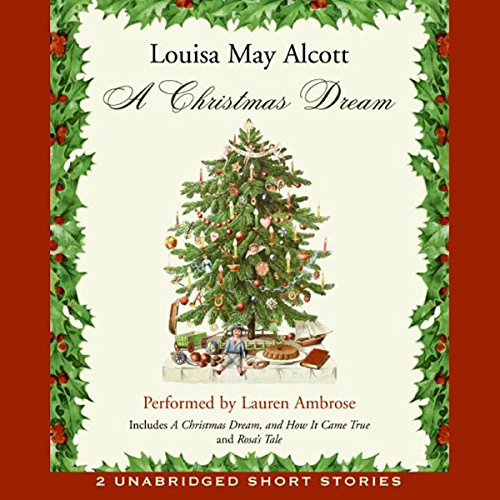 A Christmas Dream audiobook cover art