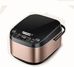 Rijstkoker, 5L grote capaciteit, slimme afspraak, huishoudelijke multifunctionele rijstkoker, dubbel gebruik voor het koke...
