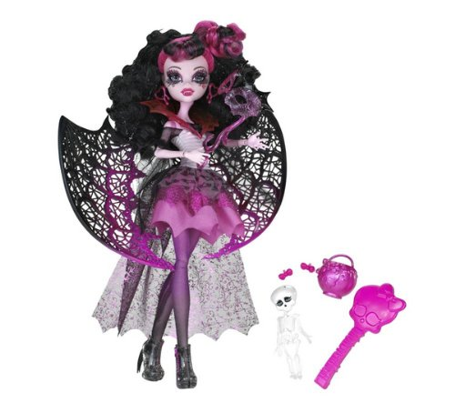 MONSTER HIGH Monster High Halloween Draculaura