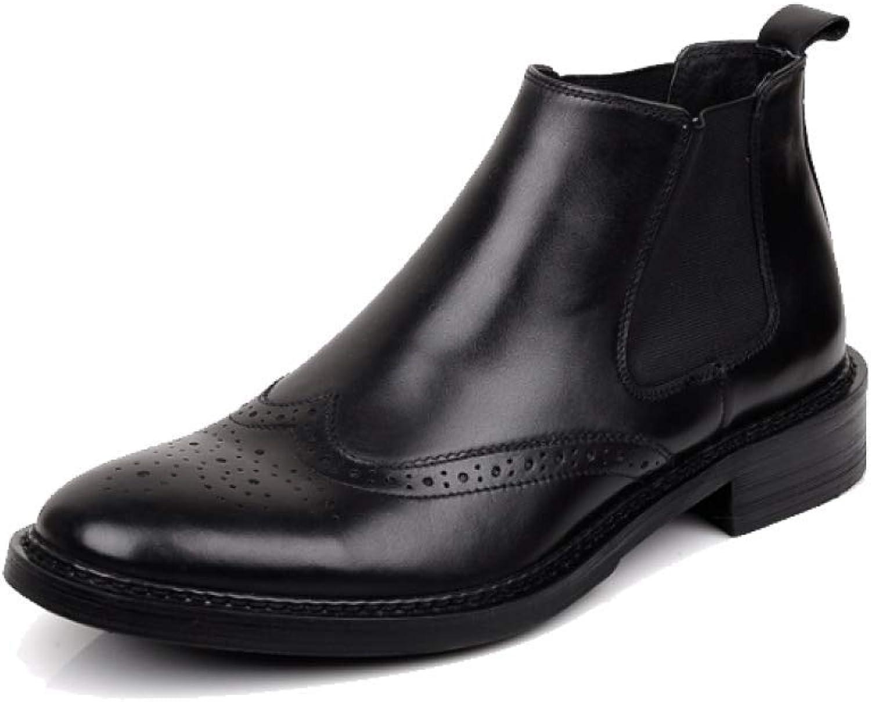 YCGCM Mans Booslipss, High -top skor, skor, skor, Comfortable, Round Head, elegant, Simple, Weasure  bra erbjudanden