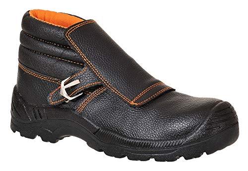 Calzature antinfortunistiche per saldatori e metallurgia - Safety Shoes Today