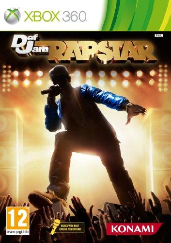 Def Jam Rapstar (Xbox 360) [Import UK]