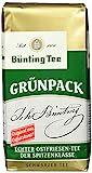Bünting Tee Grünpack Echter Ostfriesentee 500 g lose
