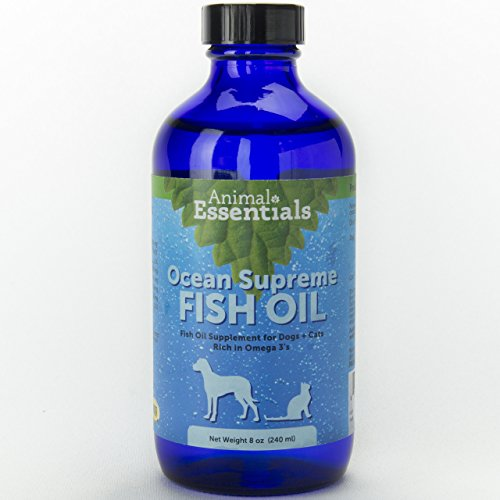 Animal Essentials NEW Ocean Omega Supreme, Fish Oil for Dogs...