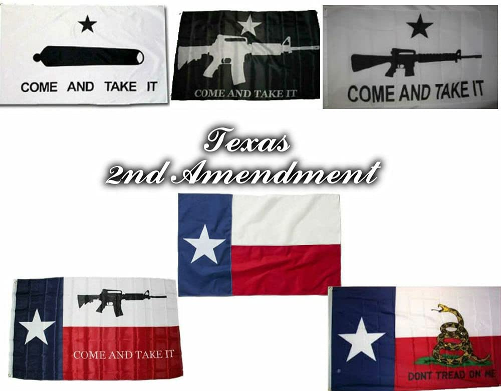Flags Signs 3x5 ft Wholesale Lot Come High 2021 order Take Texas Gonzal It and
