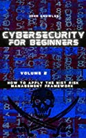 Cybersecurity For Beginners: How to apply the NIST Risk Management Framework Front Cover