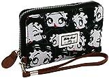 Karactermania Betty Boop Noir Monederos, 16 cm, Negro