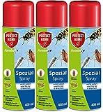 Protect Home F. Ungeziefer Spezial-Spray 3 x400ml - Mit Gratis...