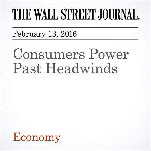 Consumers Power Past Headwinds cover art