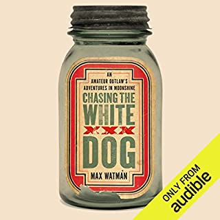 Chasing the White Dog audiobook cover art