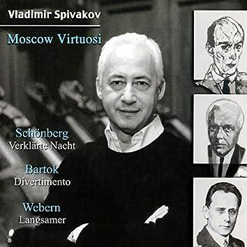 Schönberg, Webern, Bartók - Verklärte Nacht, Langsamer Satz, Divertimento