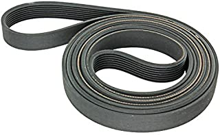 Spares2go Drive Belt For White Knight / Crosslee Tumble Dryer (1860 H8 8 Rib)