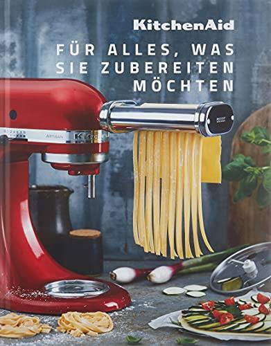 KitchenAid DAS KOCHBUCH FÜR ALLES, WAS SIE ZUBEREITEN MÖCHTEN CCCB_DE