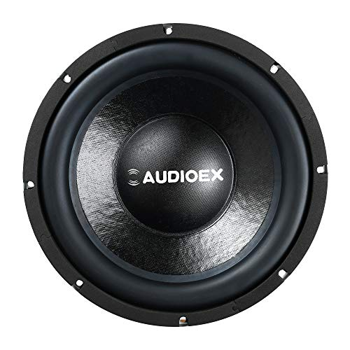AUDIOEX 12 Inch Subwoofer with 1200W PMPO Output| for Car, Bus, Home and Office