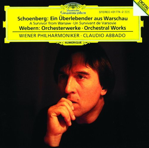 Schoenberg: A Survivor from Warsaw op. 46 (Ein Überlebender aus Warschau)
