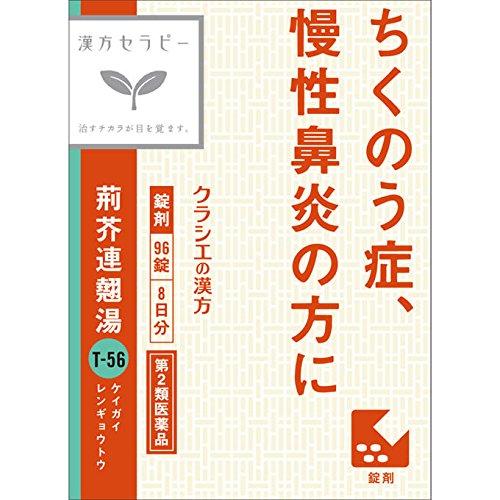 【第2類医薬品】荊芥連翹湯エキス錠Fクラシエ96錠