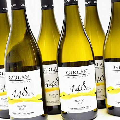 Girlan - 6er-Sparpaket 2019er Bianco Girlan 448 s.l.m.
