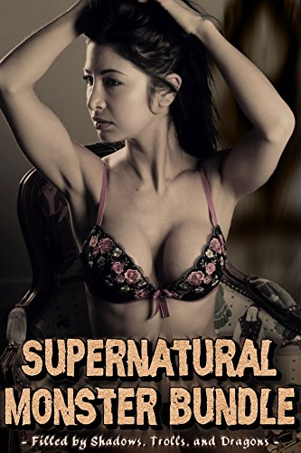 Supernatural Monster Bundle: Filled by Shadows, Trolls, and Dragons (English Edition)