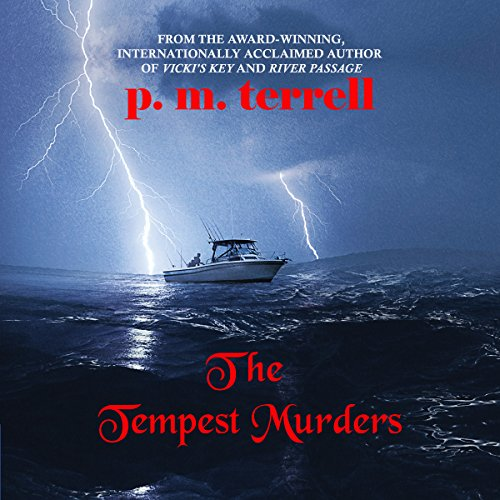 Couverture de The Tempest Murders