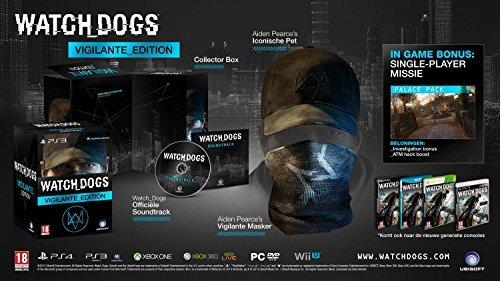 Watch Dogs Vigilante Edition XB1 [Importación Inglesa]