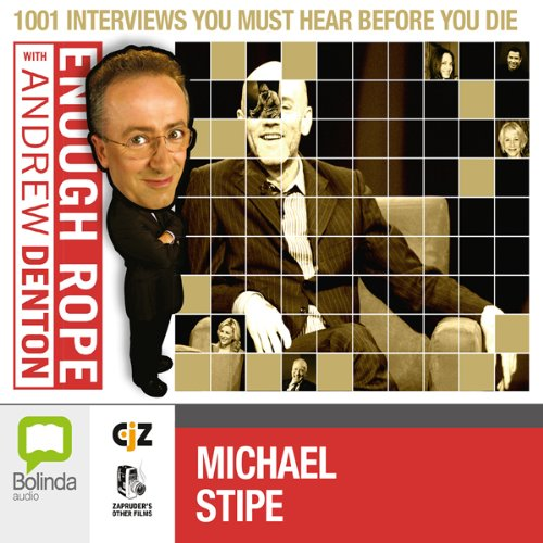 Enough Rope with Andrew Denton: Michael Stipe cover art