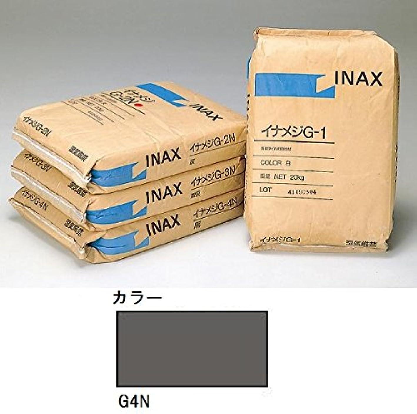 明らか移動する協定LIXIL INAX 外装用目地材(黒) イナメジG4N-20KG