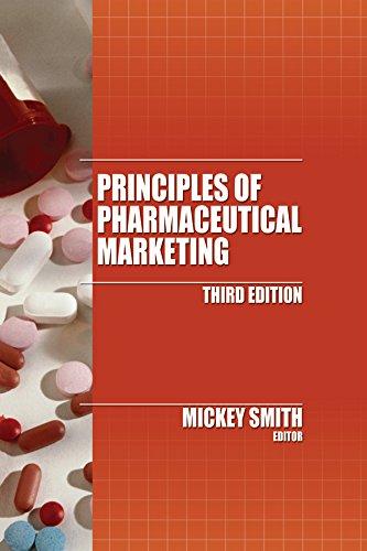 Principles of Pharmaceutical Marketing