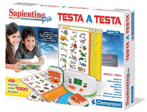 Clementoni - 13538 - Sapientino Testa a Testa