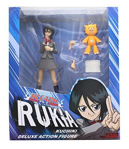 Toynami Bleach Rukia Viz Collection 6in Figure Standard