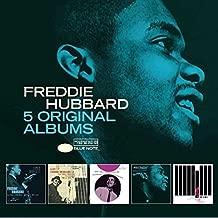freddie hubbard 5 original albums