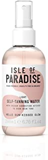 Isle of Paradise Self-Tanning Water Light - Sun-Kissed Glow Full Size
