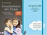 artgerecht-Set: 'Geschwister als Team' + 'artgerecht - Der andere Familienkalender 2020'
