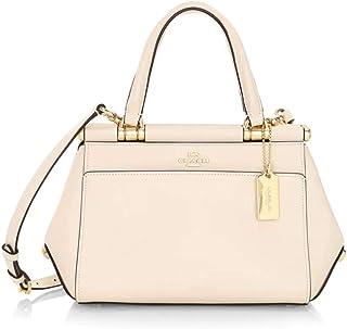 Coach Grace Chalk 20 Handbag Bag Crossbody Leather New