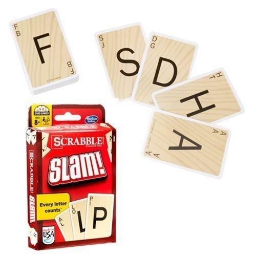 Cartes Scrabble Slam