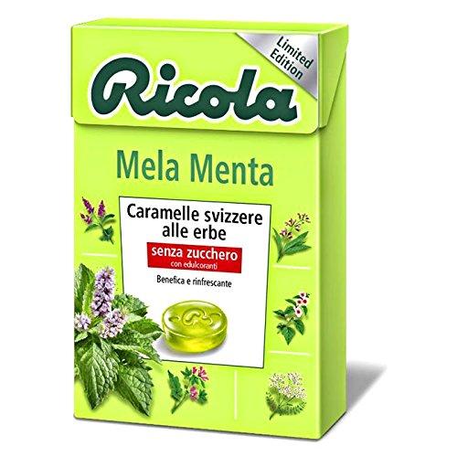 CARAMELLE RICOLA MELA MENTA ASTUCCIO pz 20