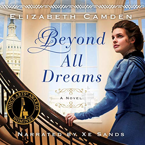 Beyond All Dreams audiobook cover art