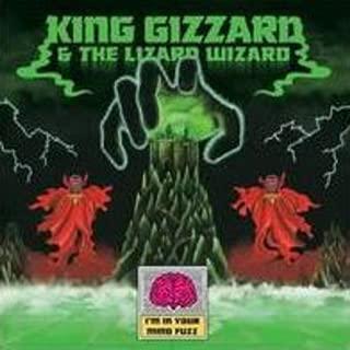 King Gizzard & The Lizard Wizard - Im in Your Mind Fuzz