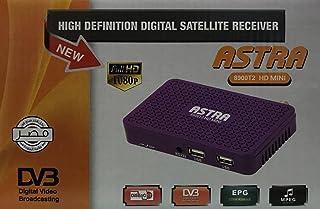 Astra 8900T2 MINI Full HD 1080 Receiver - Purple