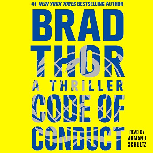 Code of Conduct audiobook cover art