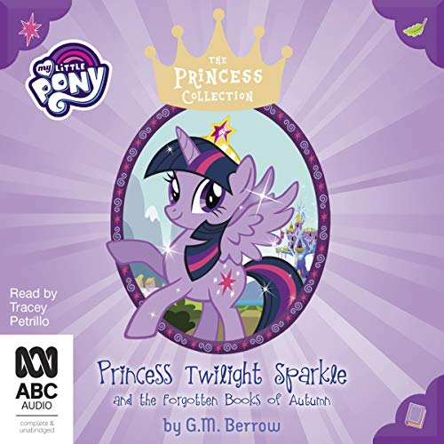 Princess Twilight Sparkle and the Forgotten Books of Autumn cover art