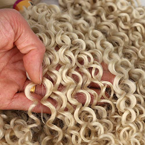 Afro curl weaves _image2