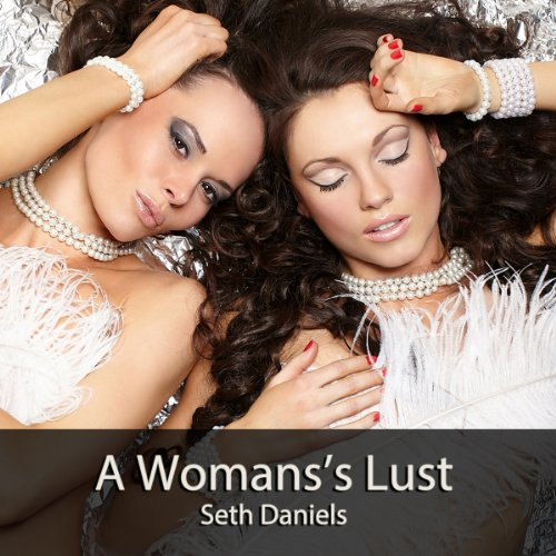A Woman's Lust audiobook cover art