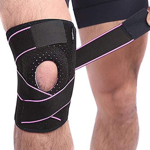 Queenback 1 paar siliconen kniesteun steun compressie gewrichten remvoeringen mouwen verband voor sport