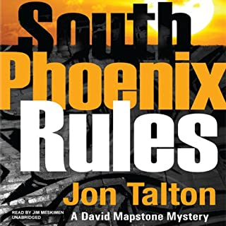 South Phoenix Rules audiobook cover art